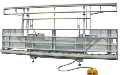 Tilting tables – a great support in the handling area