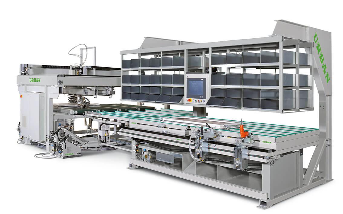 Vorschaubild FBA 2500-2 in Produktion – live beim Kunden